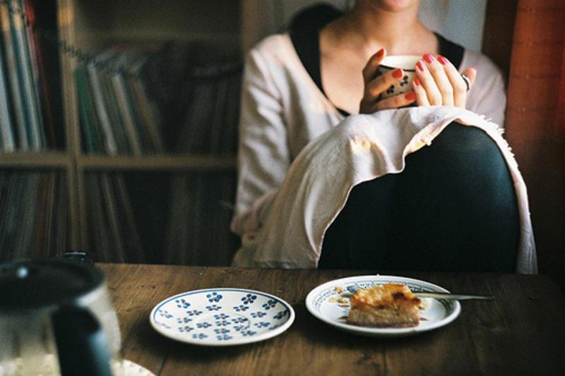Без любви женщины...толстеют