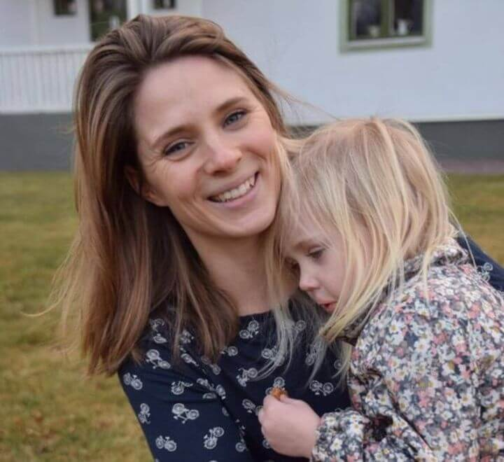Анна Ларссон: Откажитесь от сахара, если вы любите своего ребёнка