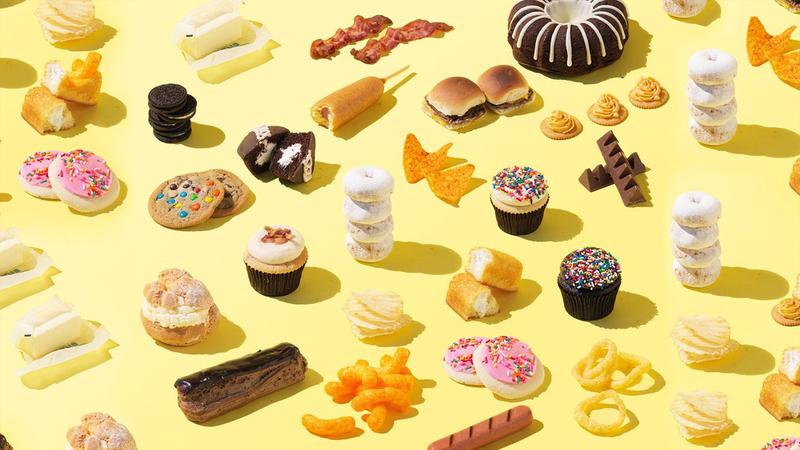 Как не стать жертвой: Пища, которую не едят даже бактерии