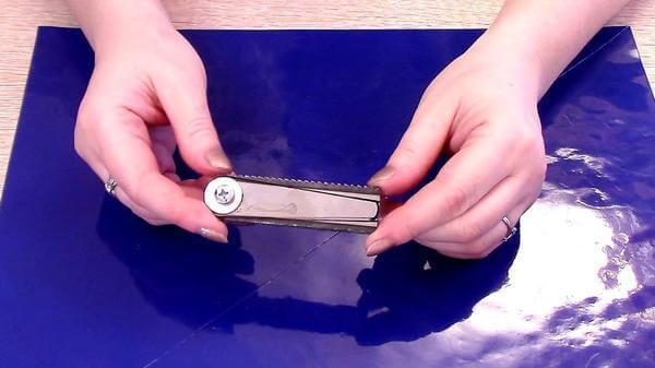 Как сделать насадку на триммер своими руками