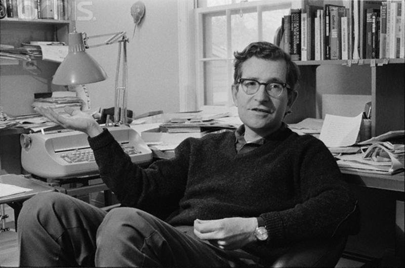 15 ярких цитат гениального ученого Ноама Хомского