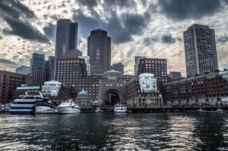 бостон фотографии города стамбуле сегодняшний
