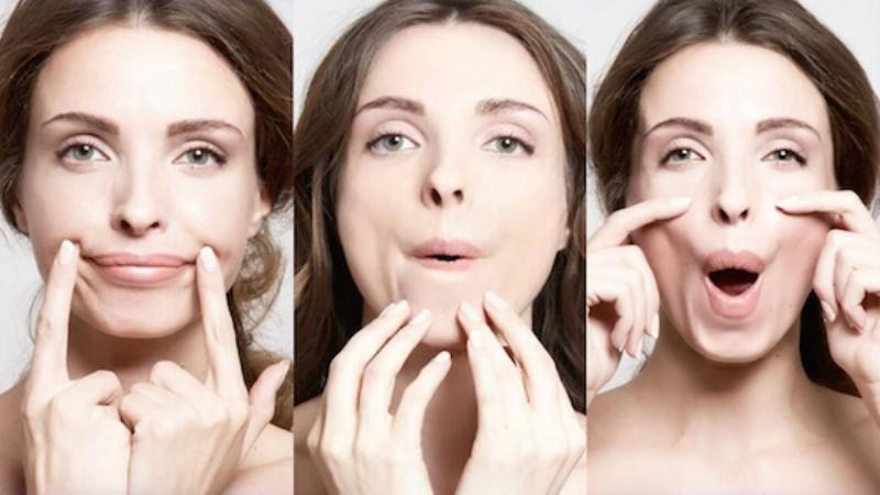 Альтернатива пластике: 7 упражнений, которые разгладят кожу на лице