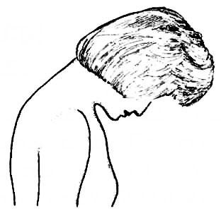 3 простые упражнения для роскошных волос