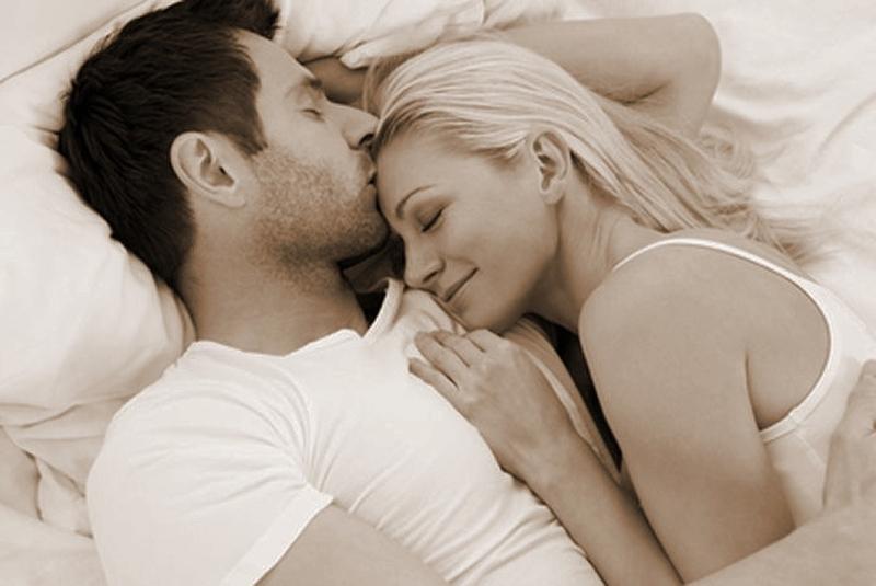 Сексуальные вещи в постели