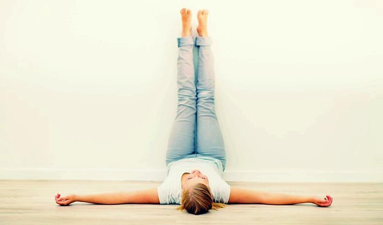 Будь в форме: 9 упражнений за 9 минут