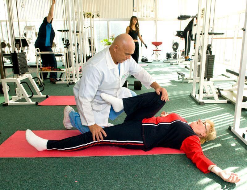 Эффективные упражнения при грыже шейного отдела позвоночника