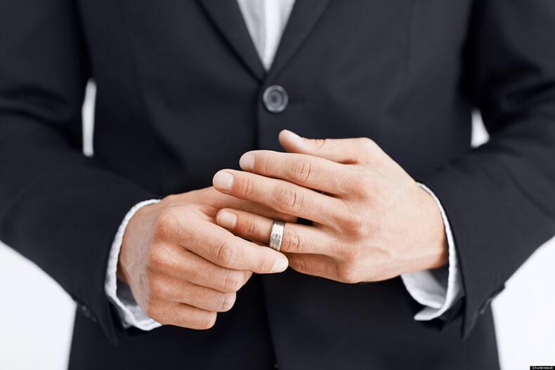Женатый мужчина: Изматывающая связь