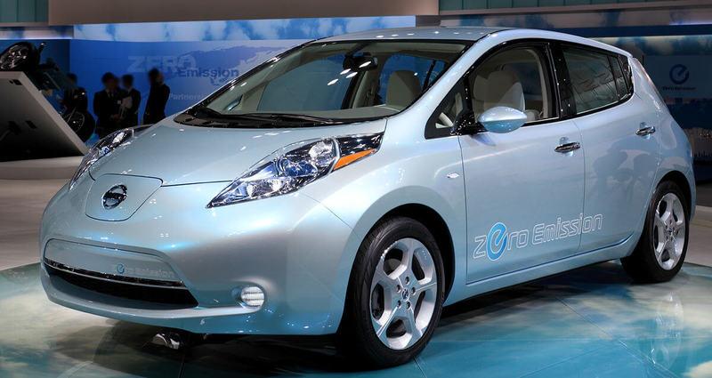 Каждый 5 автомобиль Nissan получит электропривод к 2020 году