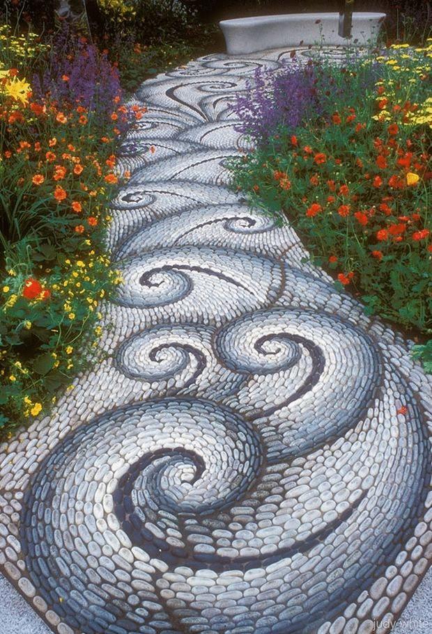 садовые дорожки-1