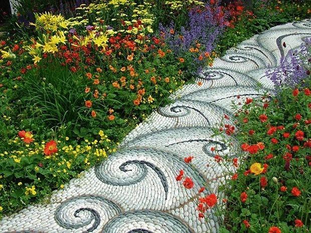 садовые дорожки-2