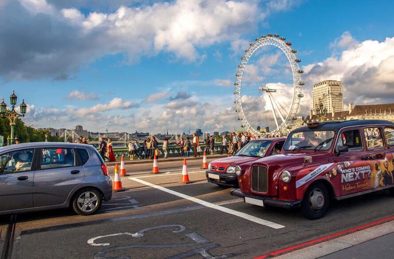 Англия отказывается от авто с ДВС