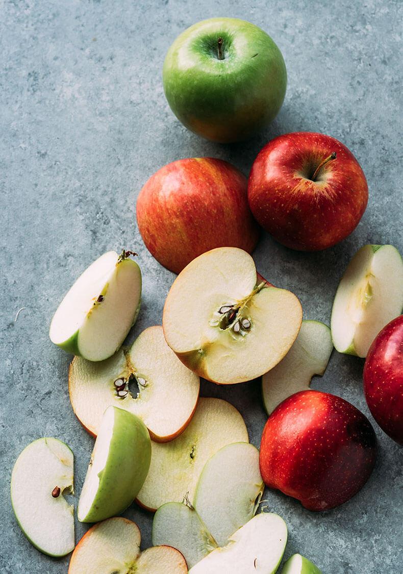 Яблочно-ржаные сконы