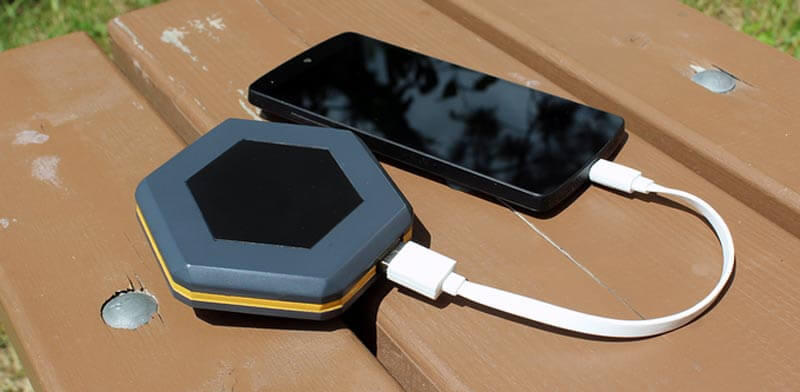 Устройство, позволяющее пользоваться смартфоном при отсутствии любых сетей связи