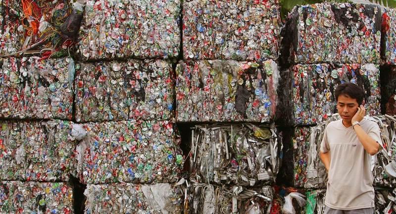 Гонконг вскоре может задохнуться под завалами собственных отходов