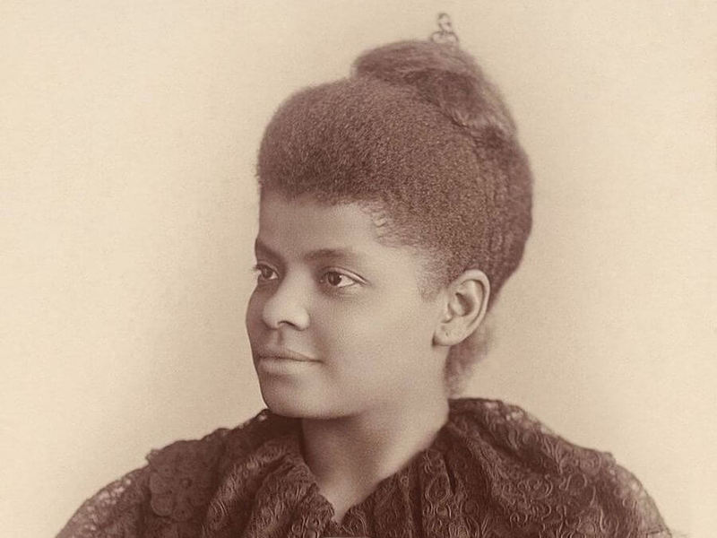 the life and works of ida bell wells barnett Ida b wells have mad her very on program she invented the hull house so she could help the people adjust to life in a new place ida bell wells-barnett born july.