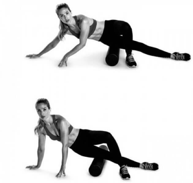 4 упражнения для коррекции фигуры