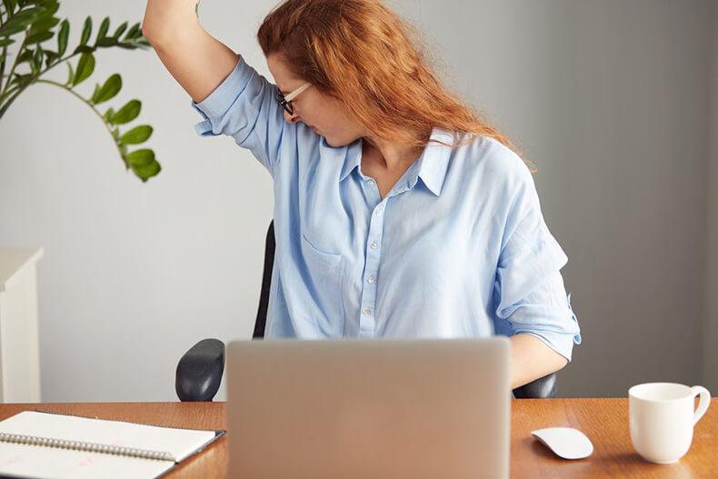 Подмышки: 5 признаков проблем со здоровьем
