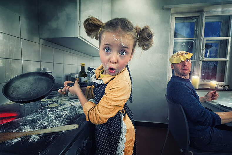 Себе хозяин: 7 правил самостоятельности ребенка