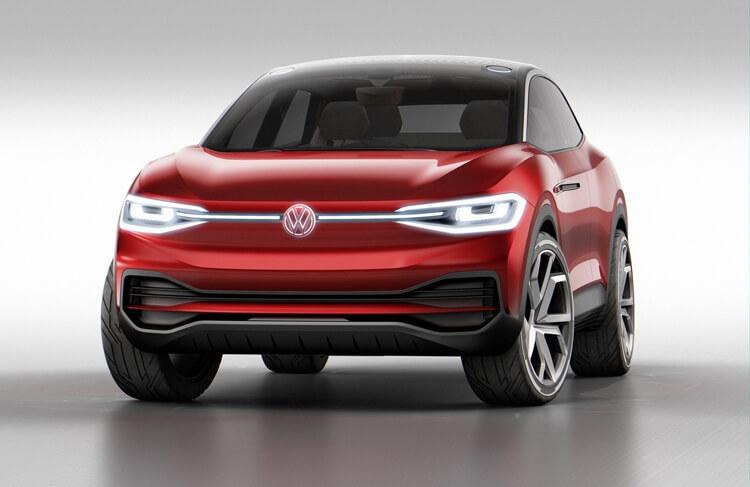 volkswagen новый концепт кар