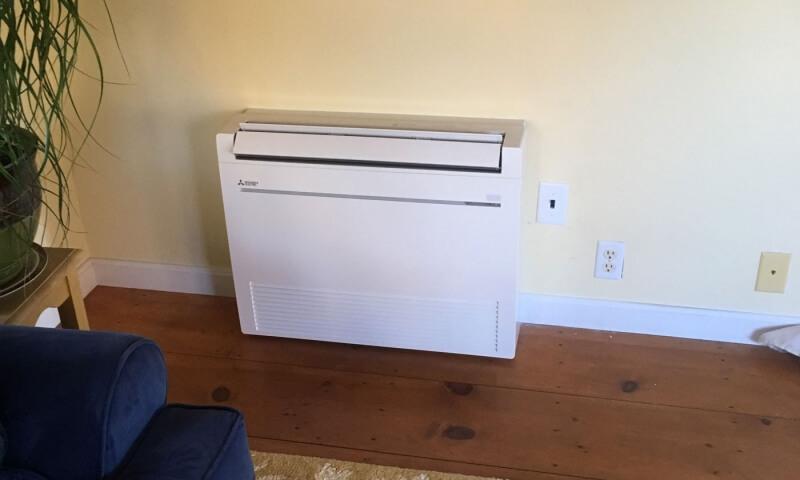 Отопление дома кондиционером: тепловые насосы
