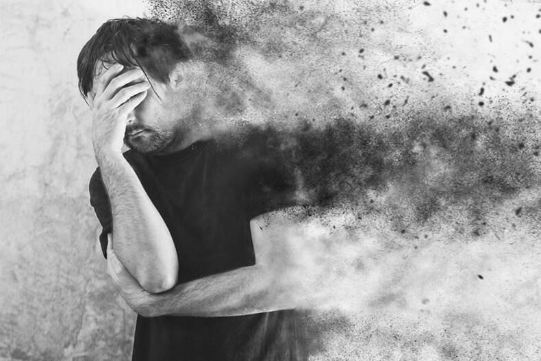 6 категорийпринятого с детства саморазрушающего поведения