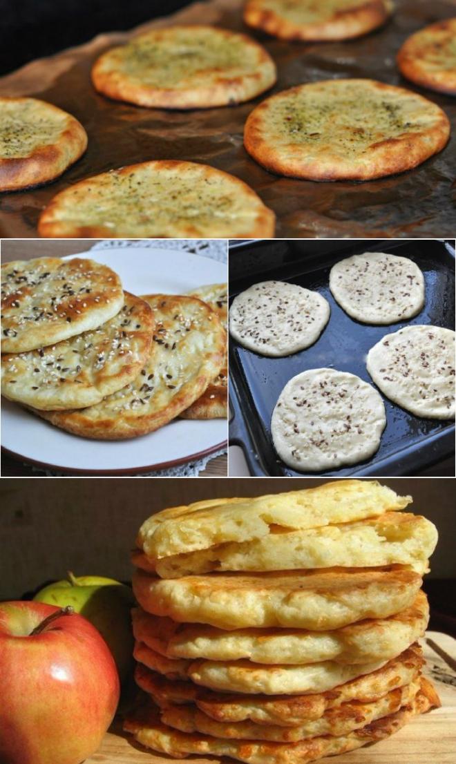 TALVI — финские картофельные лепешки