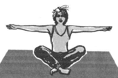 Лунная гимнастика: упражнения для позвоночника