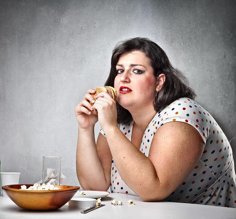 Зачем нужны «не те» мужчины и от чего «спасает» лишний вес