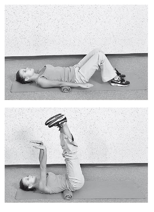 Уникальная гимнастикадля спины и суставов