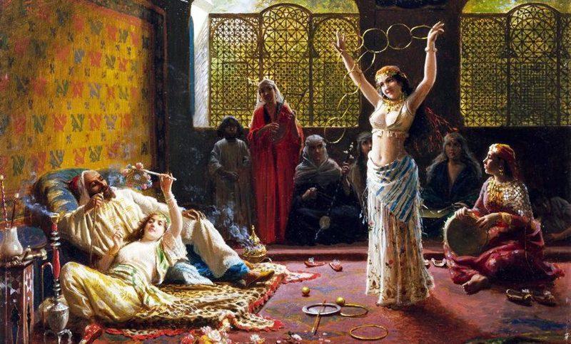 Картинки гарема турецкого султана, приколы