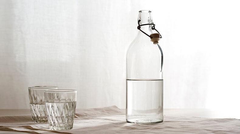 Возьмитезаправило пить воду перед едой!