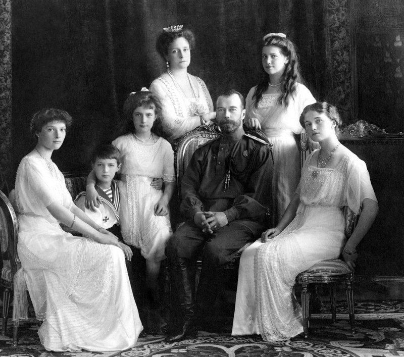 Image result for семья николая второго