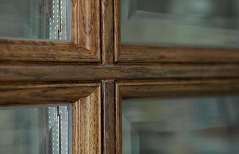Окна «под старину» своими руками