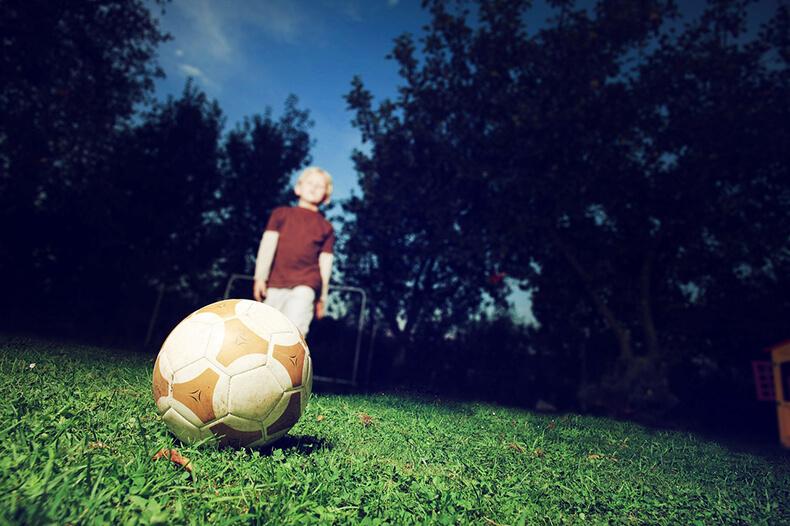 Зачем играть с детьми в мяч? Игры, предложенные известным нейропсихологом