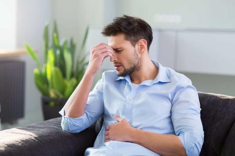 Проблемы с кишечником могут стать причиной хаоса в эмоциях
