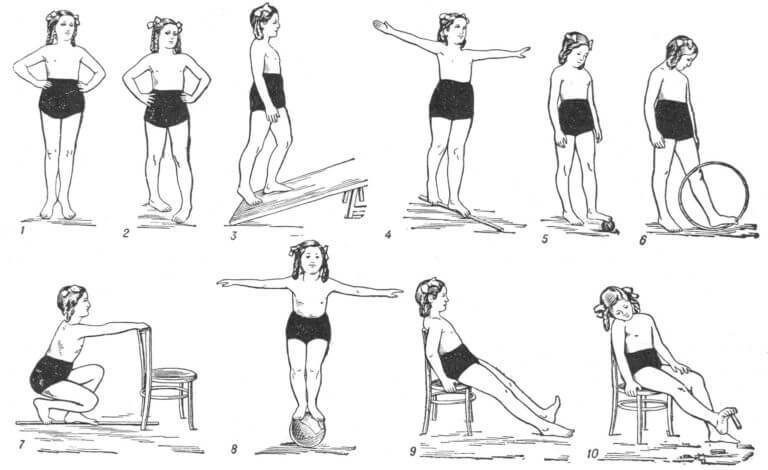 Упражнения от косточки на большом пальце ноги