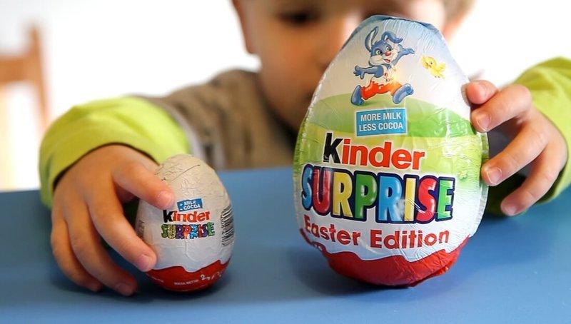 Вот почему нельзя покупать детям Киндер Сюрприз!