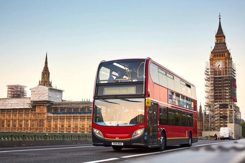 Лондонские автобусы будут ездить на кофейной гуще