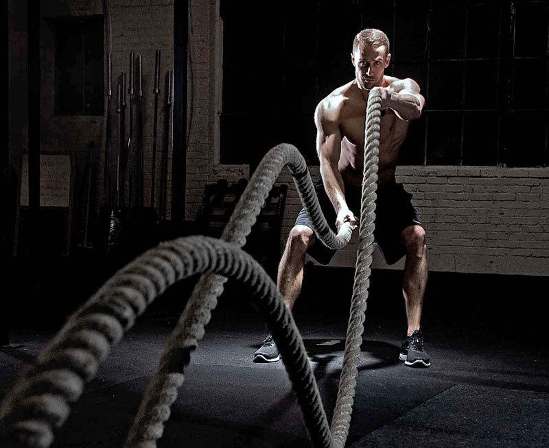 Кроссфит – ЛУЧШАЯ тренировка для мужчин!