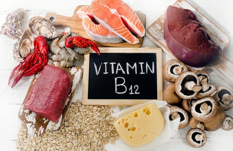 Дефицит витамина B12: порочный круг