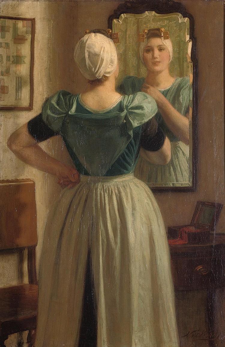 Коррекция самооценки: Упражнение «Зеркало»