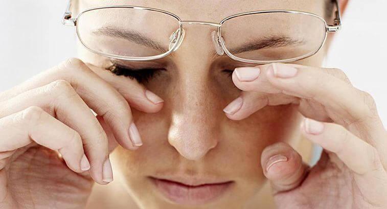 ЧТО происходит со зрением после 40 лет