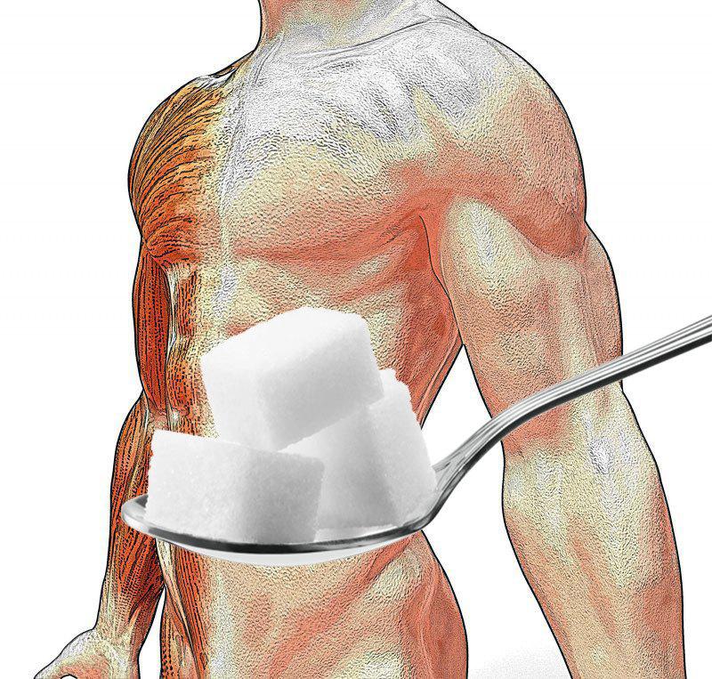 Как очистить организм от избытка сахара
