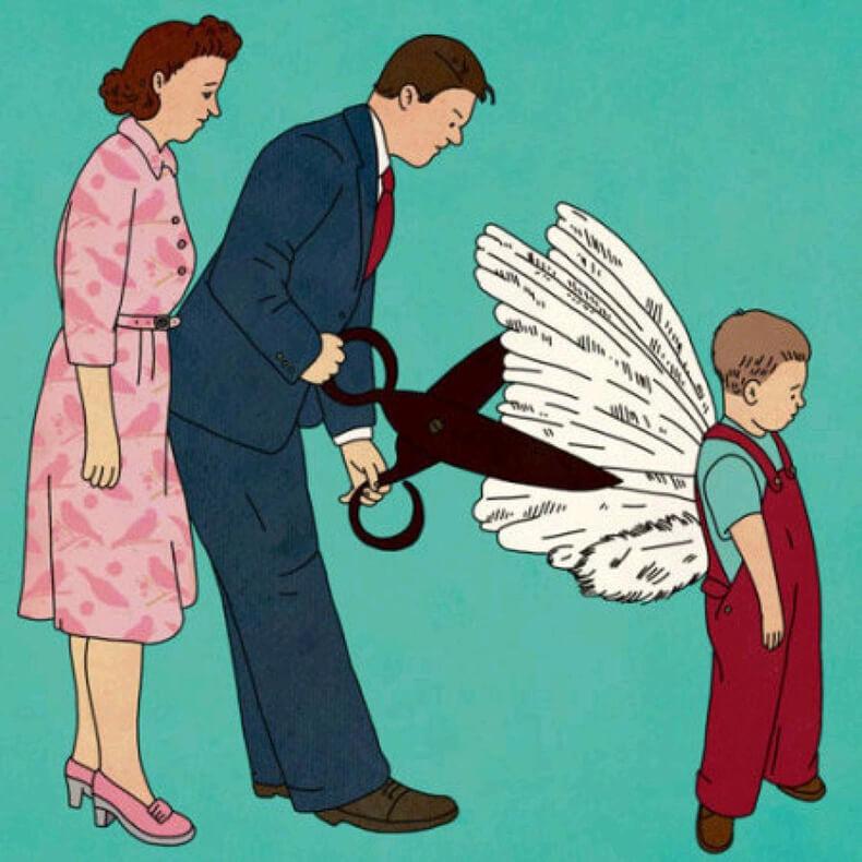 ПОЧЕМУ взрослые дети не уважают родителей