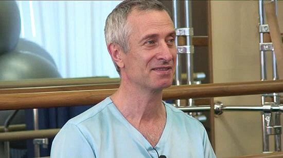 Плечелопаточный периартрит: упражнения врача-реабилитолога Попова