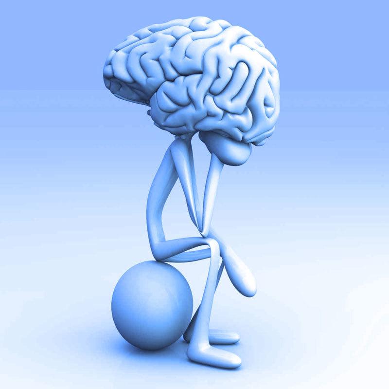 Все решения мозг принимает сам. Один. Втихую