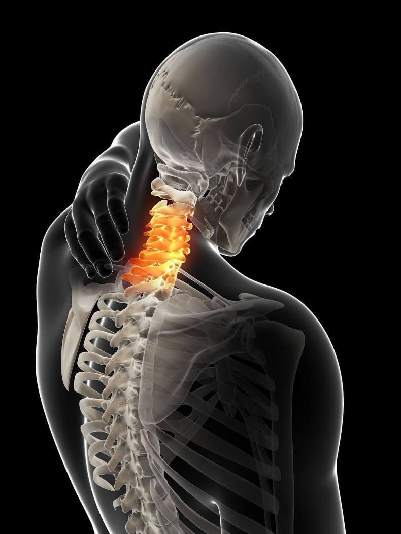 ВОЛШЕБНЫЕ точки избавления от боли в шейном отделе позвоночника