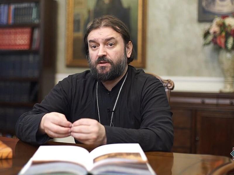 Протоиерей Андрей Ткачев: КАКИЕ ЛЮДИ мне нравятся