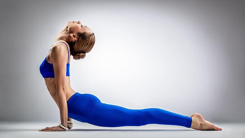 ПОЗА ЗМЕИ: упражнение для женщин номер один!